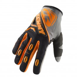 KENNY TITANIUM Black/Neon Orange veľ. 8